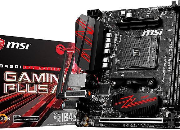 MSI Performance Gaming AMD Ryzen 1st and 2nd Gen AM4 M.2 USB 3 DDR4 HDMI Display