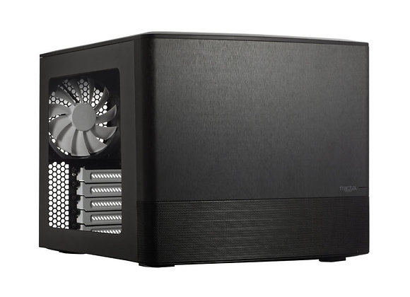 Fractal Design Case FD-CA-NODE-804-BL-W Node804 microAtx chassis 5expansion slot