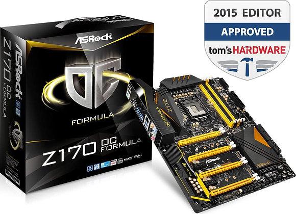 ASRock Z170 OC Formula LGA1151 Intel Z170 DDR4 Quad CrossFireX Quad Motherboard