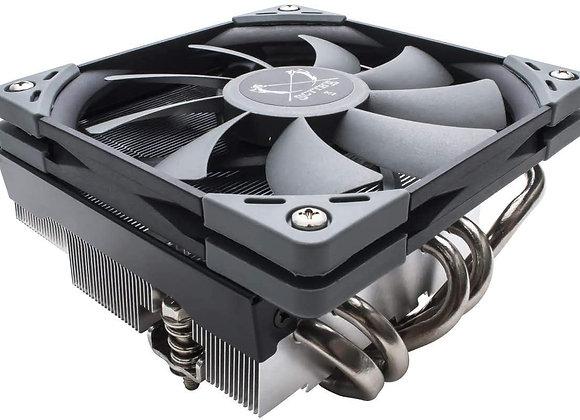Scythe Big Shuriken 3 CPU Air Cooler, 120mm Low Profile(69mm Tall)