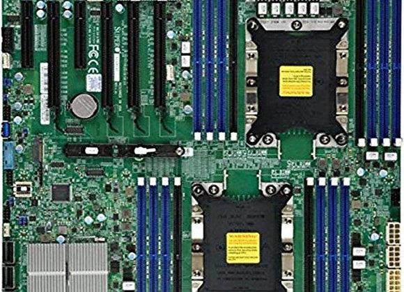 Supermicro MotherBoard MBD-X11DPI-N-O Xeon S3647 C621 Max.2TB PCIE SATA EAtx