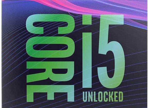 Intel Core i5-9600K Desktop Processor 6 Cores up to 4.6 GHz Turbo unlocked