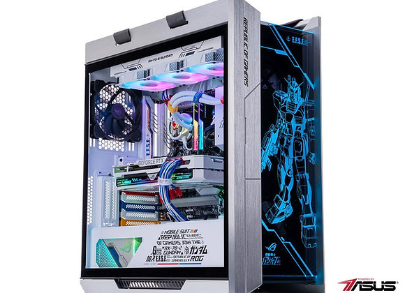 Asus IP Barebones System TUF Gaming Z590 with WiFi Gundam Edition Motherboard