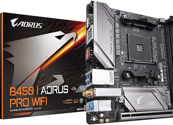 Gigabyte B450I Aorus Pro Wifi AMD AM4 mini-ITX Motherboard