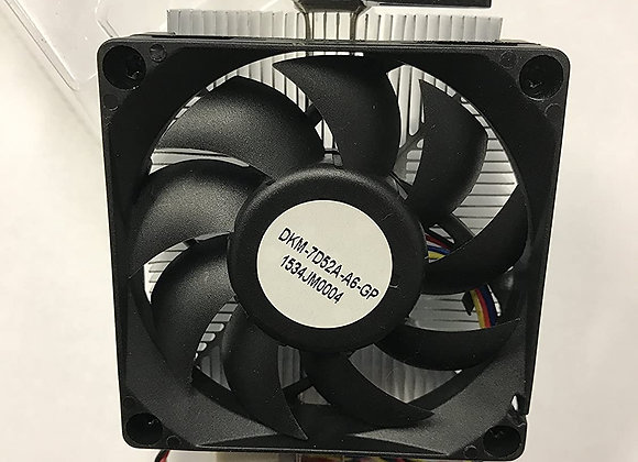 AMD Aluminium Fan for Socket FM1/AM3+/AM3/AM2+/AM2/1207/940/939/754 with 4-Pin