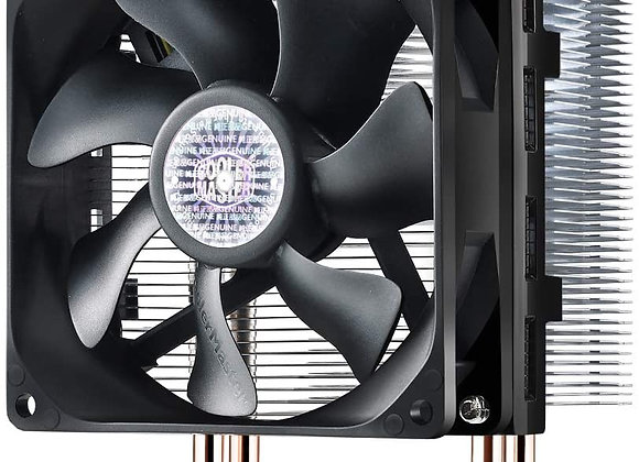 Cooler Master Hyper T2 Compact CPU Cooler  Dual Looped, CDC Heatpipes, 92mm PWM