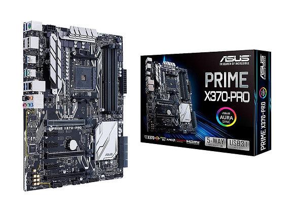 Asus Prime X370-Pro AM4 AMD X370 SATA 6Gb/s USB 3.1 HDMI ATX Motherboard