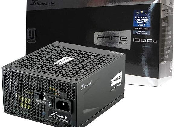 Seasonic Prime Platinum Fully Modular Ssr-1000pd 1000w 80+ Platinum Power Supply