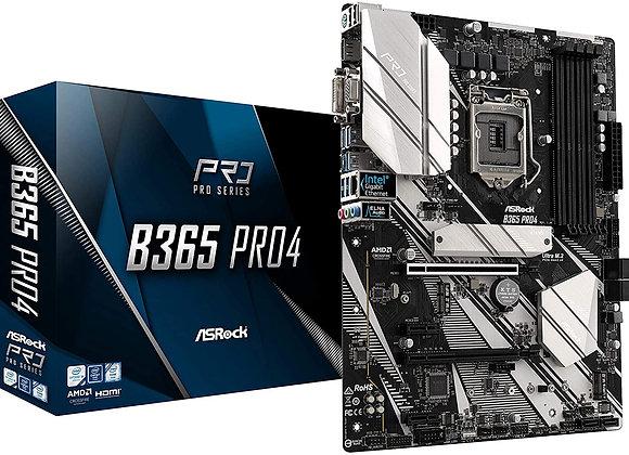ASRock B365 Pro4 Intel LGA 1151 ATX Motherboard