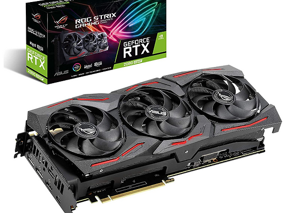 Asus ROG Strix GeForce Rtx 2080 Super Advanced Overclocked 8G GDDR6 HDMI DP 1.4
