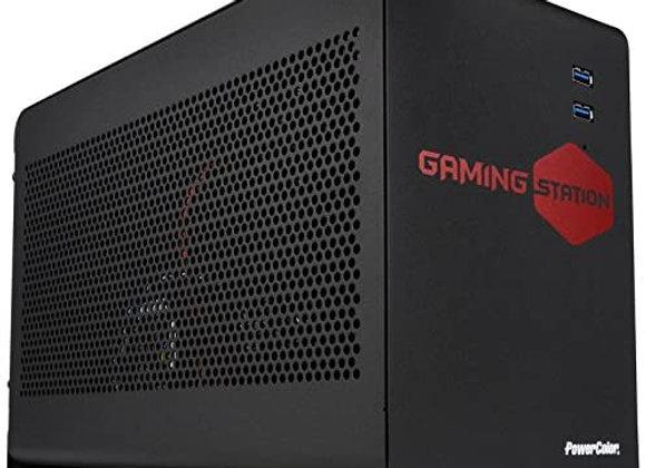 PowerColor Gaming Station Thunderbolt 3 eGFX Enclosure