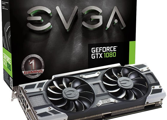 EVGA GeForce GTX 1080 GAMING ACX 3.0, 8GB GDDR5X, LED, DX12 OSD Support (PXOC)