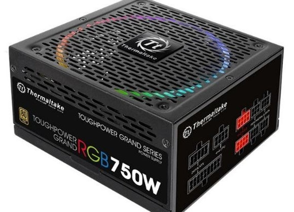 Thermaltake Power Supply ToughPower Grand RGB 750W 80+ Gold Fully Modular Retail