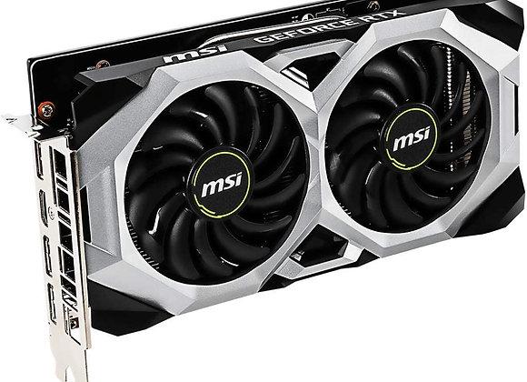 MSI Gaming GeForce RTX 2060 6GB GDRR6 192-bit HDMI/DP Ray Tracing Turing