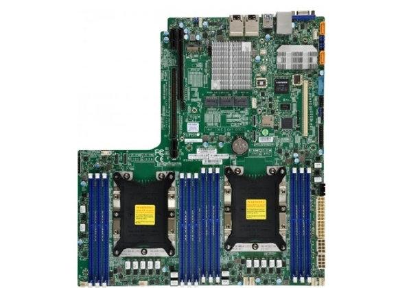 Supermicro MBD-X11DDW-NT-B Xeon Dual Socket S3647 C622 Max.1.5TB PCIE Brown Box