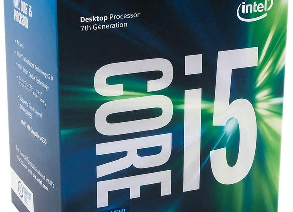Intel BX80677I57400 7th Gen Core Desktop Processors
