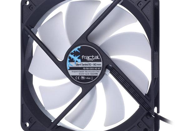 Fractal Design Fan FD-FAN-SSR3-140-WT Silent Series R3 140mm Retail