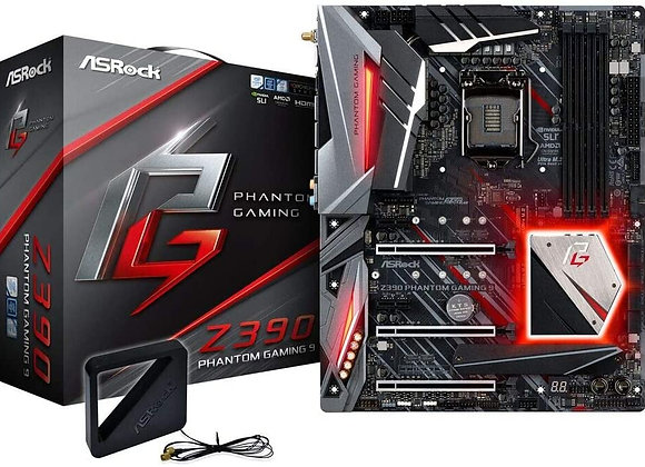 ASRock Motherboard (Z390 Phantom Gaming 9)