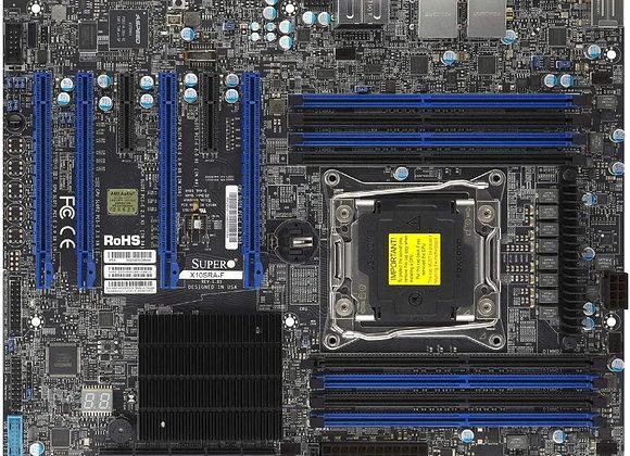 Supermicro Xeon E5-2600v3 LGA2011-3 C612 DDR4 SATA PCI-Express Atx