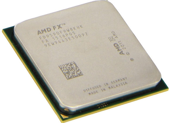 AMD FD9590FHHKWOF FX-9590 8-core 4.7 GHz Socket AM3+ 220W Black Edition