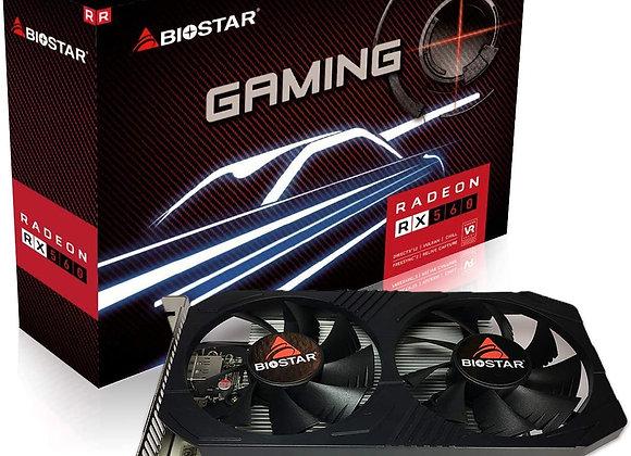 Biostar OC Gaming Radeon RX 560 4GB GDDR5 128-Bit DirectX 12 PCI Express 3.0 x16