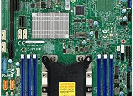 Supermicro Xeon Single Socket S3647 C622 Max.768GB PCI Express WIO Brown Box