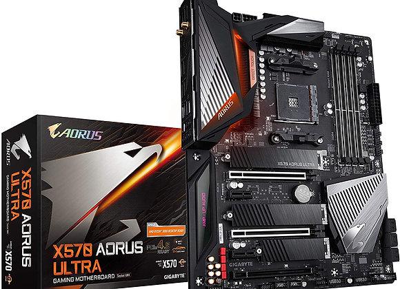 Gigabyte X570 Aorus Ultra AMD AM4 Atx Motherboard