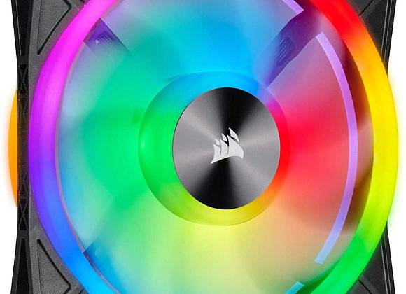 Corsair QL140 RGB Hydraulic Bearing 140mm Case Fan