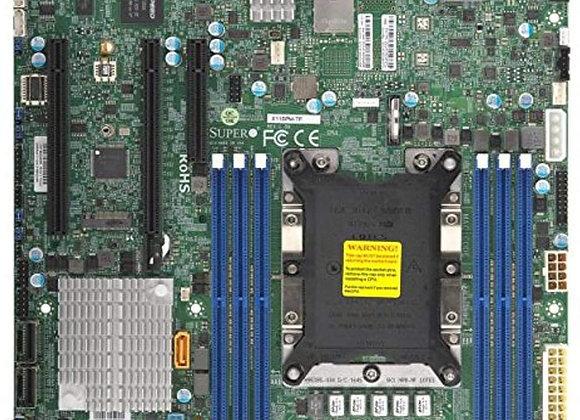 Supermicro Xeon Single Socket LGA647 C622 Max.768GB PCI Express micro Atx