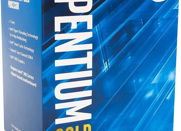 Intel Pentium Gold G5400 Desktop Processor 2 Core 3.7GHz LGA1151 300 Series 54W