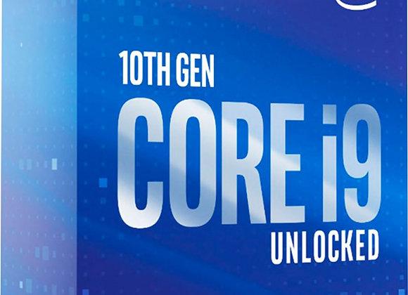 Intel - Core i9-10900KF 10th Generation 10-core - 20-Thread - 3.7 GHz