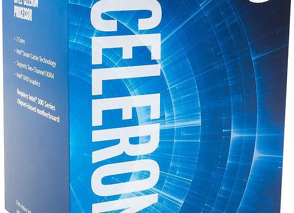 Intel Celeron G4900 Desktop Processor 2 Core 3.1GHz LGA1151 300 Series 54W BX806