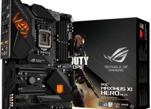 Asus Z390 ROG Maximus XI Hero WiFi Call of Duty Black Ops 3 Special Edition