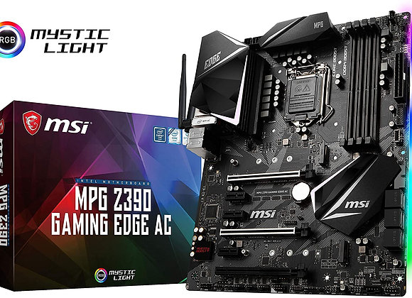 MSI Z390 MPG Gaming Edge AC Intel LGA 1151 ATX Motherboard