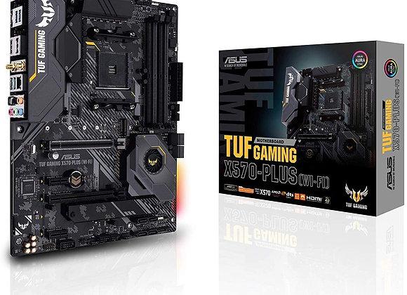 ASUS Tuf Gaming Plus AM4 AMD X570 ATX DDR4-SDRAM Motherboard