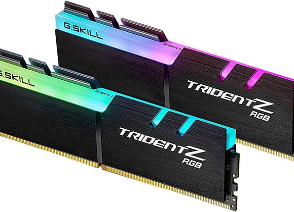 G.Skill Trident Z RGB 32GB (2 x 16GB) DDR4-3000 PC4-24000 Desktop Memory Kit