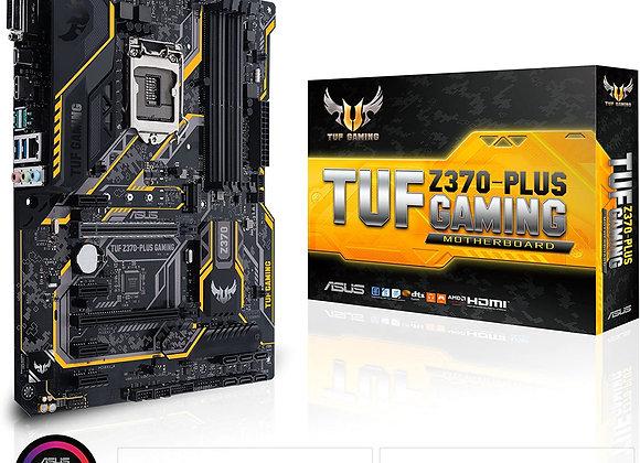 Asus Tuf Z370 Plus Gaming LGA1151 DDR4 HDMI Dvi M.2 Z370 Atx Motherboard