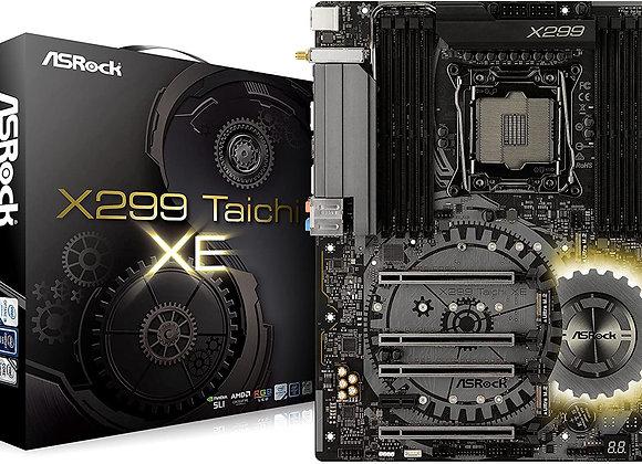 ASRock X299 Taichi XE LGA2066/Intel X299/DDR4/CrossFireX & Quad SLI/SATA3 USB3.1