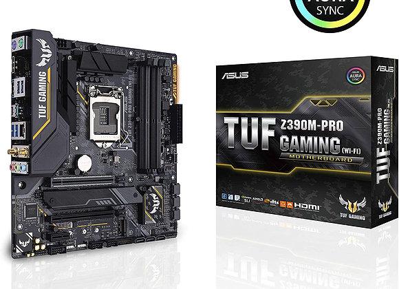 ASUS Z390M-Pro TUF Gaming WiFi Intel LGA 1151 mATX Motherboard