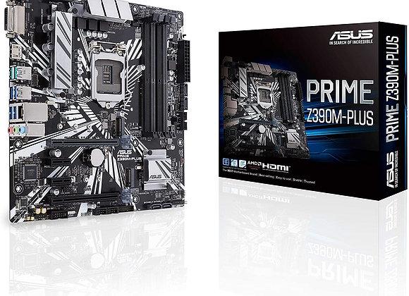 ASUS Prime Intel Z390 Micro ATX DDR4-SDRAM Motherboard