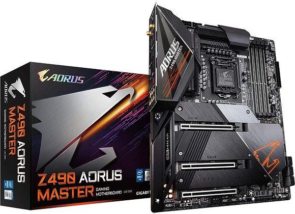 Gigabyte Motherboard Z490 Aorus Master