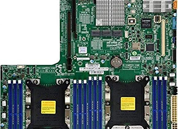 Supermicro MBD-X11DDW-NT-O Xeon Dual Socket S3647 C622 Max.1.5TB PCIE