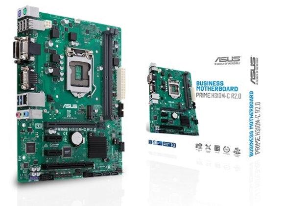 Asus Prime H310M-C R2.0/CSM Core i7/i5/i3 Pentium Celeron Maximum 32GB DR4 mAtx