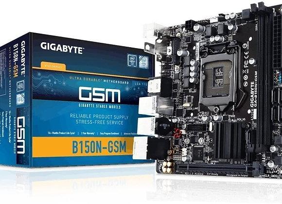 Gigabyte Mini-ITX Motherboard DDR4 LGA 1151