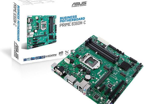 Asus B360M-C Intel_ B360 LGA 1151 (Socket H4) Micro Atx Motherboard