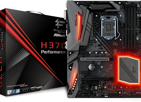 ASRock H370 Performance LGA1151/Intel H370/DDR4/Quad CrossFireX Motherboard