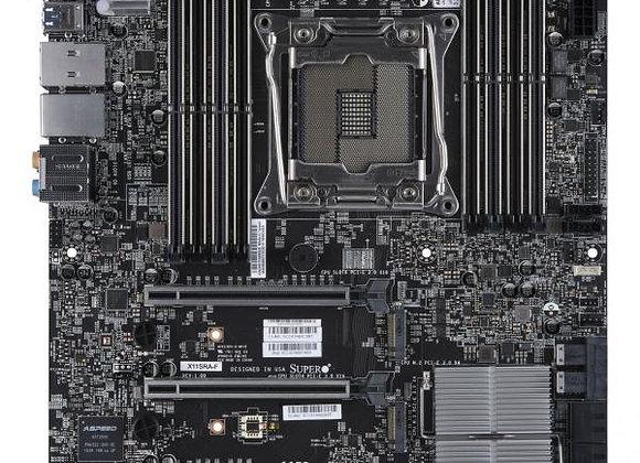 Supermiceo Xeon Skylake-W C422 Max.256GB DDR4 PCI Express SATA Atx