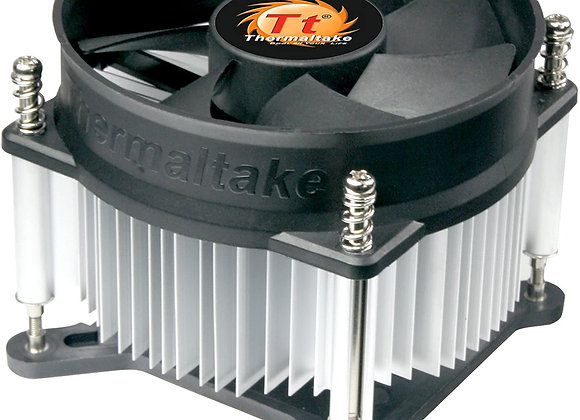 Thermaltake 7-bladed 92mm 4-Pins PWM Aluminum Extrusion Fan for Intel Core