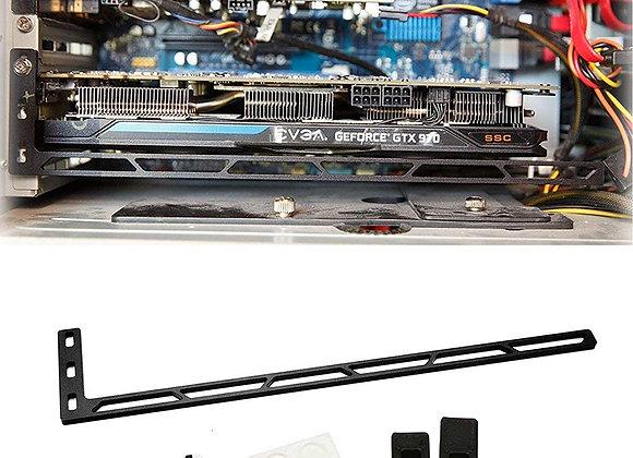 CloverTale Graphics Card GPU Brace Support, Video Card Sag Holder Bracket