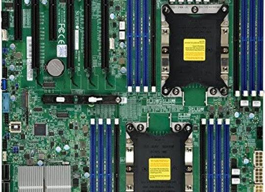 Supermicro Xeon Dual Socket S3647 C621 Max.2TB PCI Exress EAtx Brown Box